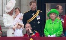 В Лондоне празднуют официальный день рождения королевы Елизаветы II