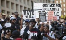 ФОТО: В Далласе снайперы застрелили пятерых полицейских, еще шестеро ранены