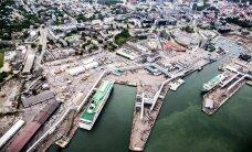 Tallinna Sadam müüb Swedbankile 80 miljoni euro ulatuses võlakirju, et uute praamide eest maksta