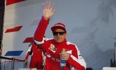 Räikkönen skandaalsest kokkupõrkest: ma ei ütleks, et see oli päris lollakas manööver