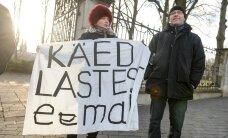 """""""Родители Эстонии"""" проведут в субботу очередной митинг"""