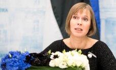 President Kaljulaid: Eestit ei piina hirm sisserände ega Venemaa ees