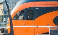 С сентября изменится расписание движения поездов Elron