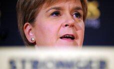 Šoti iseseisvusmeelsel liidril oli nurisünnitus