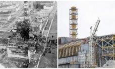 Ровно 30 лет назад случалась трагедия на Чернобыльской АЭС