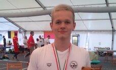 SUPER: Kregor Zirk võitis juunioride EM-ilt pronksmedali!