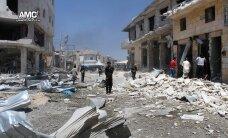 При обстрелах Алеппо погибли более 100 мирных жителей