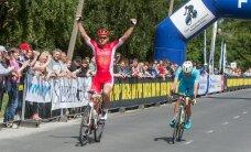 FOTOD: Gert Jõeäär tuli grupisõidus Eesti meistriks, Rein Taaramäe oli teine