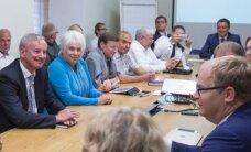 ГРАФИК: Народ по-прежнему хочет видеть президентом Кальюранд или Калласа