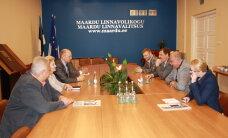 Маарду и Таллинн обсудили перспективы расширения сотрудничества