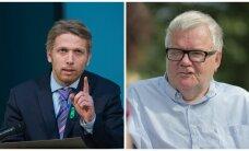 Jaanus Karilaid Savisaare avalduse järel: juhatuse otsuseid tuleb aktsepteerida, mitte niisama pärast kaklust rusikaid viibutada