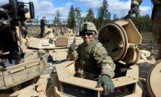 СМИ: США усиливают военное присутствии в Прибалтике