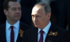 Песков рассказал, почему Путин не поздравил президентов Грузии и Украины с Днем Победы
