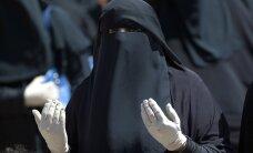 Usuteaduskond tuli minister Reinsalu kampa: burkakeeld usuvabadust ei piira