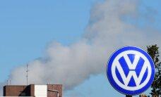 Volkswagen sai taaskord maailma suurimaks autotootjaks, kuid võit on mõru