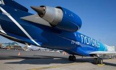 В понедельник в Таллинне приземлился четвертый самолет Nordica CRJ900