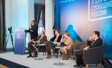ФОТО и ВИДЕО: В Вильнюсе на Форуме свободной России принята резолюция по Крыму