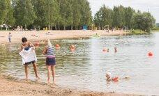DELFI FOTOD: Terviseamet ei soovita Anne kanalis ujuda