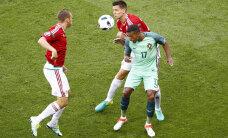 Island kohtub jalgpalli EMi kaheksandikfinaalis Inglismaaga, Portugal Horvaatiaga