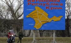 Опрос: украинцы не верят в возможность возвращения Крыма в состав своей страны