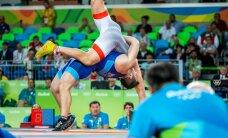 FOTOD: Ei tulnud medalit: Heiki Nabi pidi pronksimatšis kaotust tunnistama