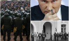 """Analüütik: Moldovas mängiti taas Toompea ründamist ning parlamendihoone vallutamiskatses oli tugevalt tunda """"roheliste mehikeste"""" hõngu"""