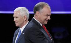 """Дебаты кандидатов в вице-президенты США: """"Трамп связан с российскими олигархами"""""""