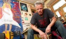 AREENI KAANELUGU: Steve Vanoni - Californiast pärit Kalamaja kunstnik