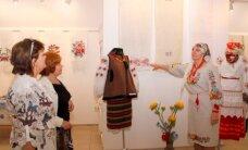 ФОТО: Земли украинской дух пришел в музей Кохтла-Ярве