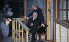 FOTOD: Hundisilmal algas tähtsal päeval sagimine juba enne kella 8 hommikul