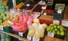 Сравнение цен: сколько стоят эстонские ягоды, овощи и грибы