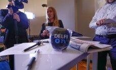 TÄNA DELFI TV-s: Presidendivalimiste telgitagused, tulemused, külalised ja kogu melu riigikogust