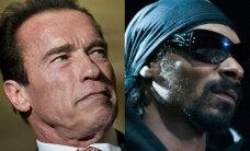 KISMA: Schwarzenegger sebis sõbra poja vanglast välja ja tõmbas kaela Snoop Doggi räige viha: sa igavene l*ts, rassistist s*tapea!