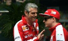 Arrivabene nimetas kriteeriumid, millest oleneb Räikköneni tulevik Ferraris