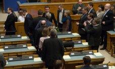Uuring: riigikogu, valitsuse ja peaministri usaldussaldo on langenud miinuspoolele
