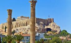 Reisidiilid.ee soovitused: Glasgow 47 €, Ateena 110 €, Larnaca 150 €