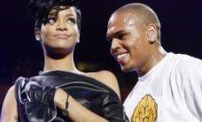 Rihanna ja peksjast kallim Chris Brown taas koos!