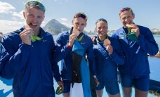 СУПЕР! Эстонские гребцы - бронзовые призеры Олимпиады-2016!