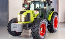 FOTOD: Kus asub maailma ainus Lego-klotsidest valmistatud täismõõtmetes traktor? Vaata järele!