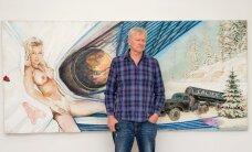 Metsaärimees Mart Erik toetab juba 30 aastat kunsti
