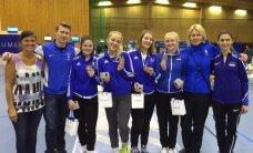 Noored vehklejad võitsid Euroopa karikaetapil kuus medalit