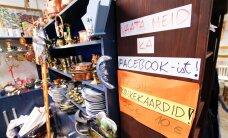 Rakveres avab uksed Sõbralt sõbrale uuskasutuskauplus