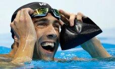 Phelps jättis olümpiaujulatega hüvasti 23. kuldmedaliga, USA sai ajaloo 1000. olümpiavõidu