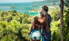VIDEO: Eestlastest paar rändab maailmas ringi: kui teed seda, mida tõsiselt armastad, ei pea sa ühtegi päeva aastas töötama