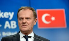 Tusk: EL on valmis rändekokkulepet täitma, kuni Türgi mängib reeglite järgi, mitte reeglitega