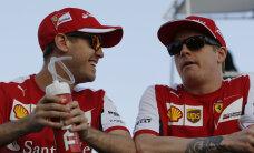 Vettel ja Räikkönen saavad USA etapil karistada