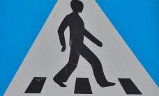 Paljud autojuhid ei tee vahet ülekäigurajal ja ristumiskohal