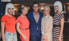 ГАЛЕРЕЯ: Модники и модницы на праздничном вечере CUBE