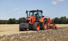 Kolm traktorit, mis teevad kõiki töid