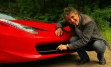 Uus Fifth Gear alustas Ferrari 458 Italia ülistamisega